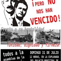 1107 cartel asamblea de la resistencia