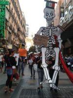 AYOTZINAPA, MADRID