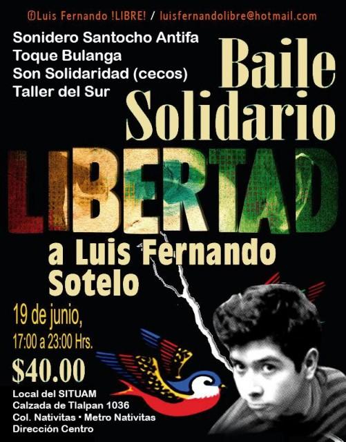 BAILE LUIS FERNANDO SOTELO