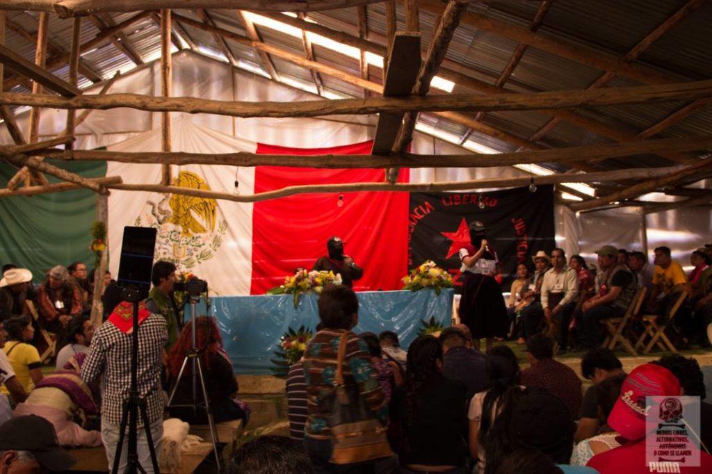 Declaración del V Congreso Nacional Indígena