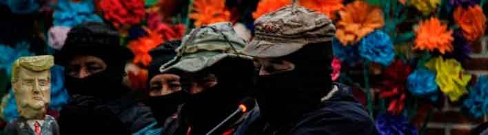 """Participación de la Comisión Sexta del EZLN en el Seminario de reflexión crítica """"LOS MUROS DEL CAPITAL, LAS GRIETAS DE LA IZQUIERDA"""""""