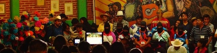 Solidaridad y apoyo con el  pueblo hermano Wixárika <br> CNI  | EZLN