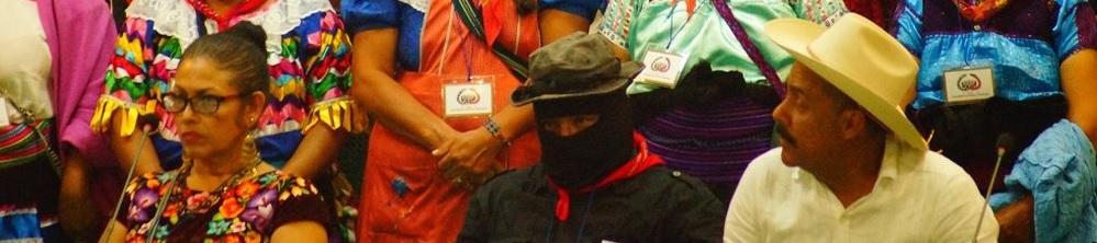 LLEGÓ  LA HORA <br> CNI  | EZLN