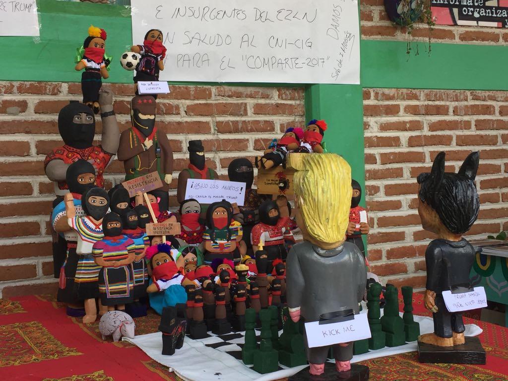 """CompArte por la Humanidad: """"Contra el Capital y sus muros: todas las artes"""""""