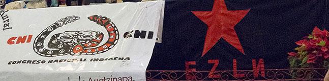 """""""LLEGÓ LA HORA DEL FLORECIMIENTO DE LOS PUEBLOS"""": UN PASO MÁS. <br/> CNI &#8211; EZLN"""