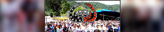 CONVOCATORIA A LA SEGUNDA ASAMBLEA NACIONAL ENTRE EL CONCEJO INDÍGENA DE GOBIERNO Y LOS PUEBLOS QUE INTEGRAN EL CONGRESO NACIONAL INDÍGENA. 11 al 14 de octubre, CIDECI-UniTierra