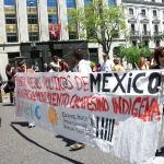 mnaifestacion 2010 cumbre pueblos