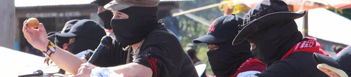 LA ÚLTIMA MANTECADA EN LAS MONTAÑAS DEL SURESTE MEXICANO