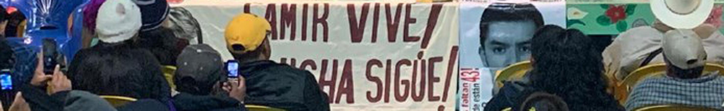 """CONVOCATORIA A LAS JORNADAS EN DEFENSA DEL TERRITORIO Y LA MADRE TIERRA """"SAMIR SOMOS TODAS Y TODOS"""""""